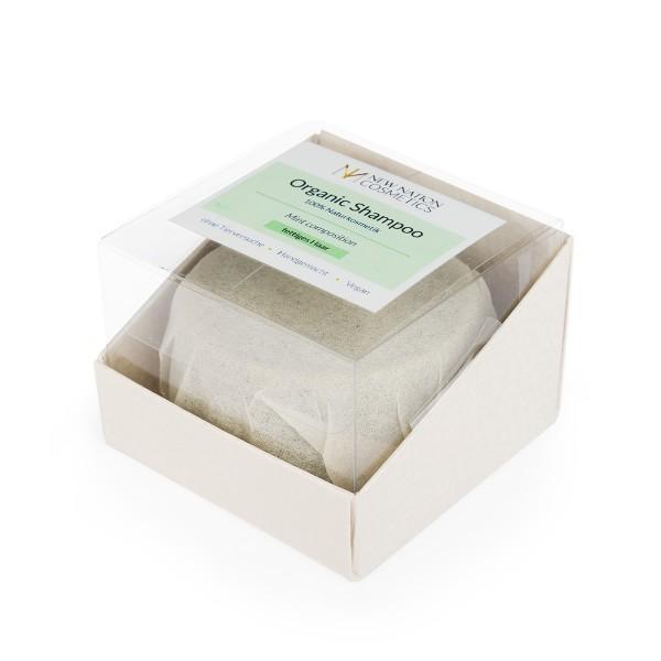 "Organic Shampoo ""Mint composition"" 100g"