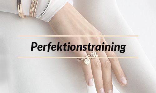 Perfektionstraining